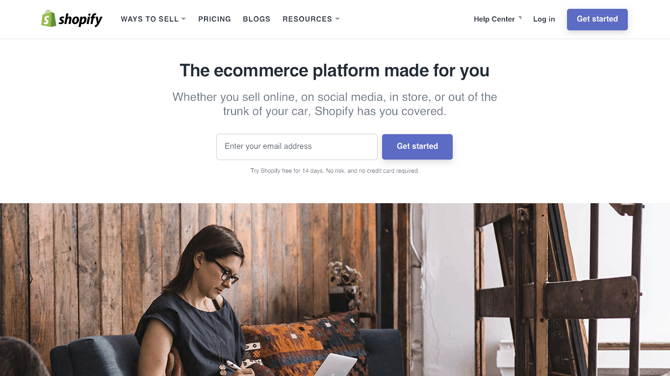 42bf2f68860 When you're tech skills are minimal and you don't have the resources to  hire a web developer, Shopify and similar ecommerce tools are a good pick.
